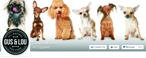 Gus and lou - Facebook profile