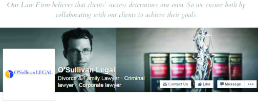 osullivan legal facebook profile